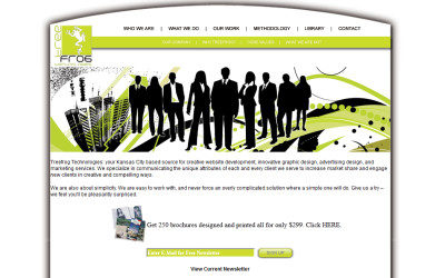 Website: Treefrog Technologies